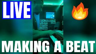 Making 2 Beats From Scratch on Facebook LIVE | FL Studio