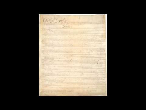 United States Constitution (1787) - Audio Reading