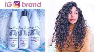 Rizos Curls Review // Latina Products