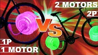 eBike 2 motors vs 1 motor