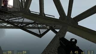 Half Life 2.  Грёбанный мост.  Часть  9 .
