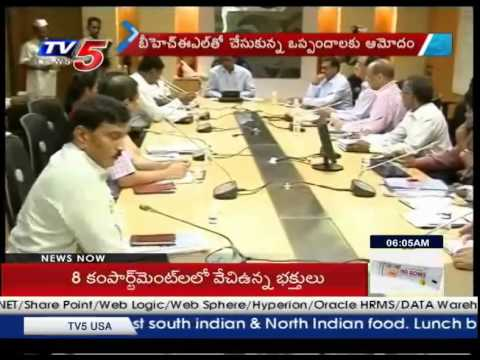 Important Decision Taken By KCR In Telangana Cabinet Meet : TV5 News