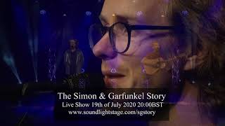 'Homeward Bound' - Online Concert REHEARSAL (The Simon & Garfunkel Story)