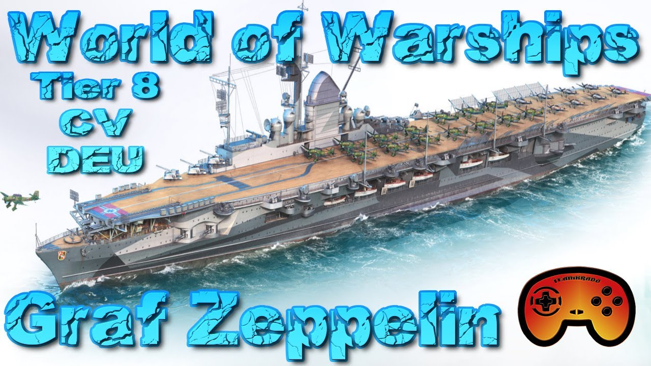 graf zeppelin tier 8 premium flugzeugtr ger world of warships ideen zum gameplay deutsch. Black Bedroom Furniture Sets. Home Design Ideas