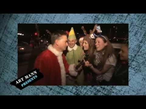 2010 Running of the Santas - Art Mann Presents (Philadelphia)