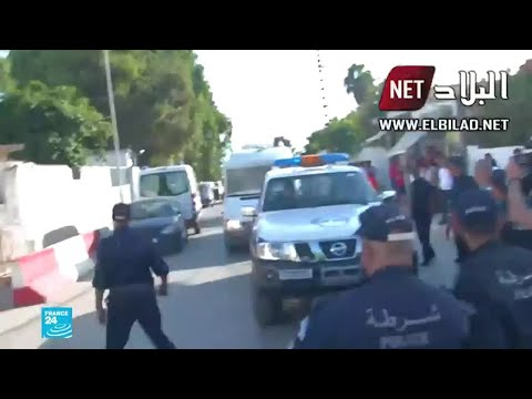 القضاء الجزائري يودع وزير العدل الأسبق الطيب لوح -الحبس المؤقت-  - نشر قبل 4 ساعة