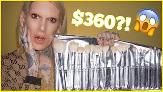 THE TRUTH… $360 KYLIE COSMETICS BRUSH SET REVIEW thumbnail