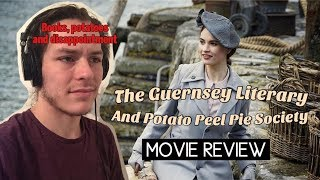 The Guernsey Literary And Potato Peel Pie Society - Movie Review