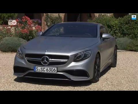 Самый быстрый автомобиль S-класса - Mercedes S63 AMG Coupe (24.08.2014)