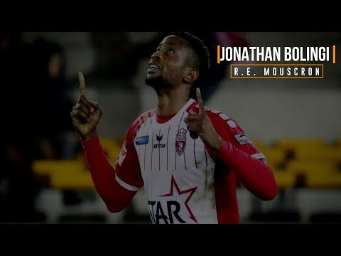 Jonathan Bolingi  - FULL HIGHLIGHTS, R.E. MOUSCRON | SEASON 2017-18