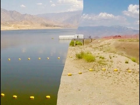 Higher Water Levels at Lake Isabella