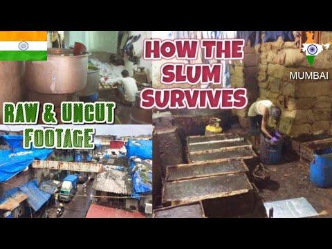 DHARAVI SLUM MUMBAI - In Depth Guide Around India's Biggest Slum