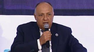 فعاليات جلسة إعادة بناء مؤسسات الدولة في مناطق الصراع