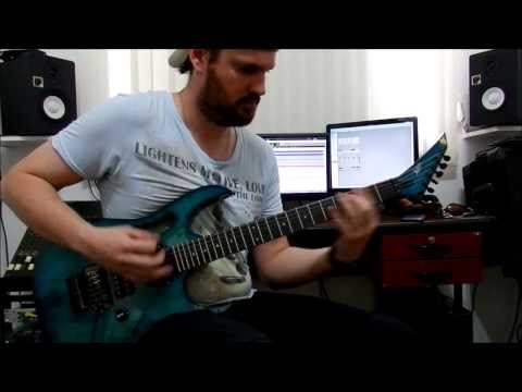 Almah - Birds Of Prey (Guitar Cover by Samuel Zechin)