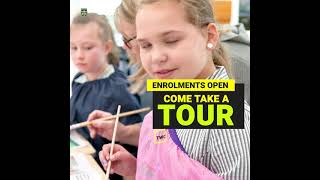 Enrolments are Open!