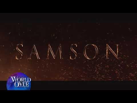 World Over  20180208  Samson actor, Taylor James with Raymond Arroyo