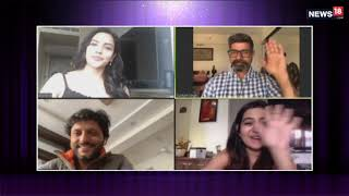 Shilpa Rathnam In Conversation with the Team of A Simple Murder