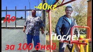 КАК ПОХУДЕТЬ НА 40 КГ ЗА 100 ДНЕЙ!ЛЕГКО!ПРОСТО!БЕЗ СПОРТА И ДИЕТ!