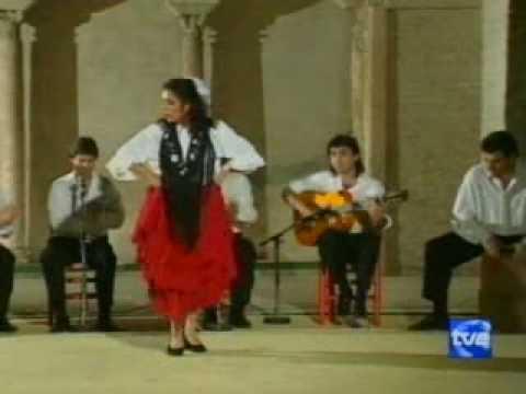 Flamenco Por Alegrias (complete) - Eva La Yerbabuena
