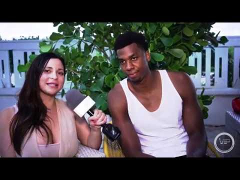 Hassan Whiteside Interview at his Birthday Party