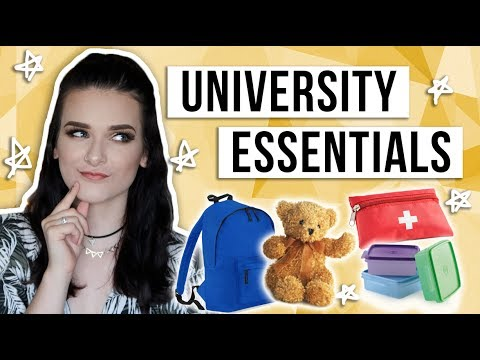 What To Take To University | ohhitsonlyalice