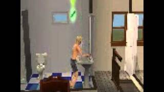 the sims umyvadlo