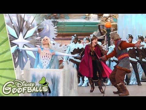 Frozen 2 : An Enchanted Journey - Disneyland Paris 2020 ❄️
