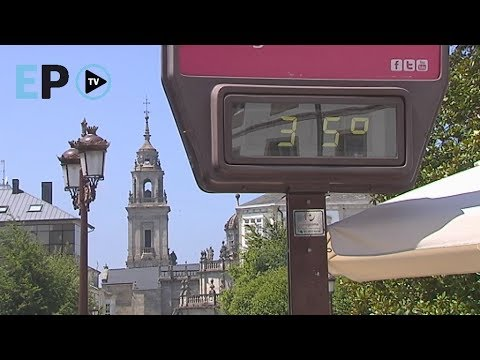 """Lugo, destino ideal para """"irse de tapas"""" en un día caluroso"""