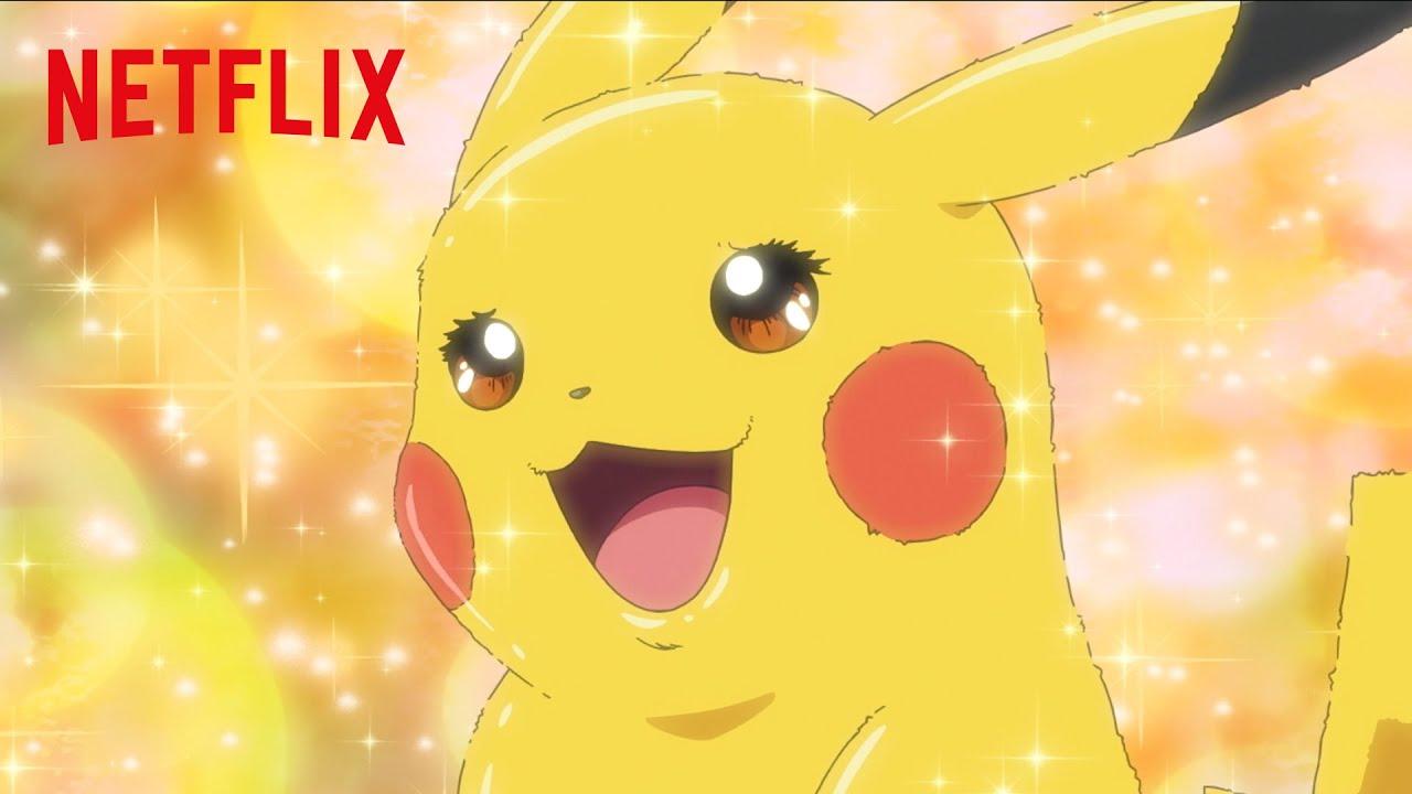 Download Pikachu's Cutest Moments 💛 Pokémon Journeys | Netflix Futures