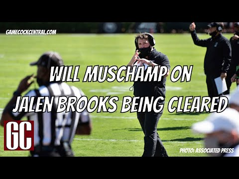 Muschamp on Jalen Brooks' waiver approval