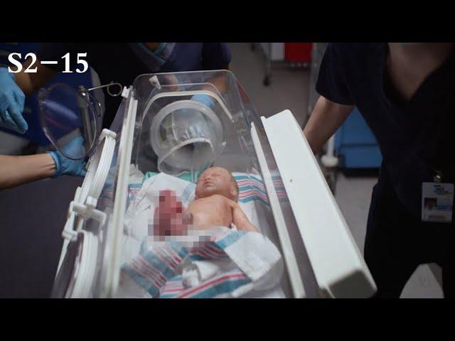【良医】小宝宝的肠子长到了体外,如何修复?医生犯了愁……《良医S2-15》