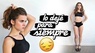 POR QUE DEJE EL MODELAJE | Marina Yers