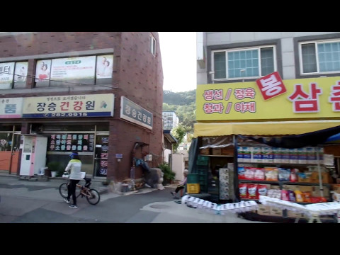 Jeonju Trip  by Korea Bus. 전주 시내버스 여행. 全州旅行.  North Jeolla Prov.. 全羅北道 . Jeonju . KOREA