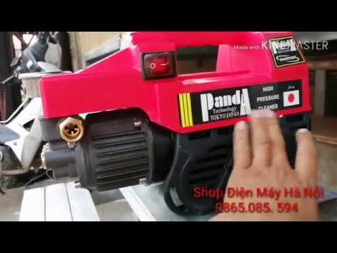 Máy Rửa Xe Panda PD 568 - Máy Rửa Xe - Máy Bơm Cao áp - Máy Bơm Cao áp Lực
