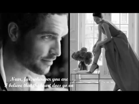My Heart Will Go On (Il Mio Cuore Va) - Il Divo (english lyrics)