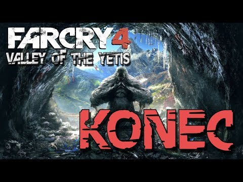 Far Cry 4: Valley of the Yetis (Konec): Relikvie | CZ Lets Play / Gameplay | [1080p] HD