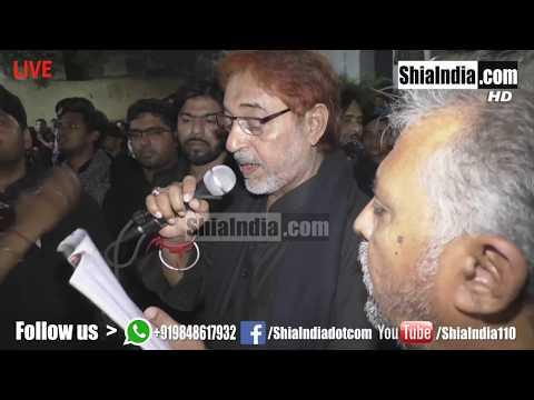 (P2) 9th Muharram Juloos-e-Naal-e-Mubarak 1439-2017-18