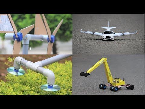 4 Amazing DIY Toys | Awesome Compilation