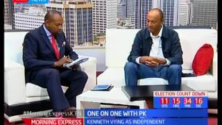 Peter Kenneth: I will not step down for Mike Sonko