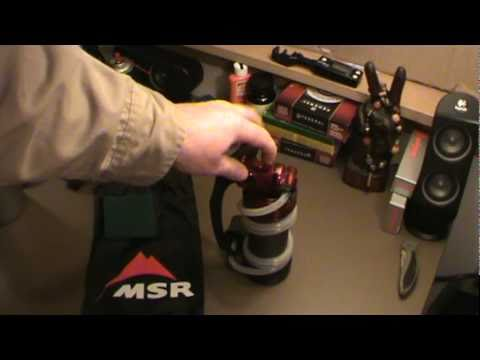 MSR Miniworks EX: Water Without Worry