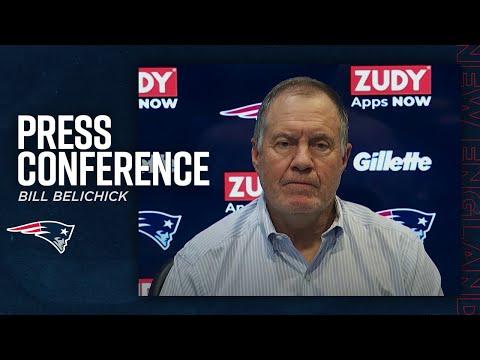 Bill Belichick on 2021 Draft & Julian Edelman's Retirement   Press Conference (New England Patriots)