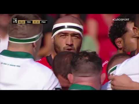 Toulon v Pau Top 14 Rugby