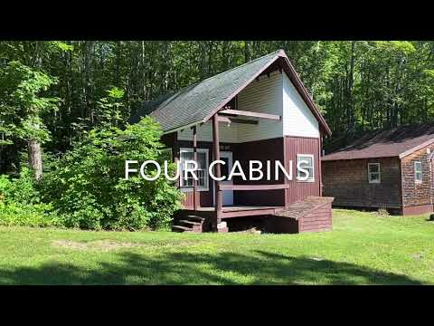 Country Home/Lodge Cabins & Acres | Maine Real Estate