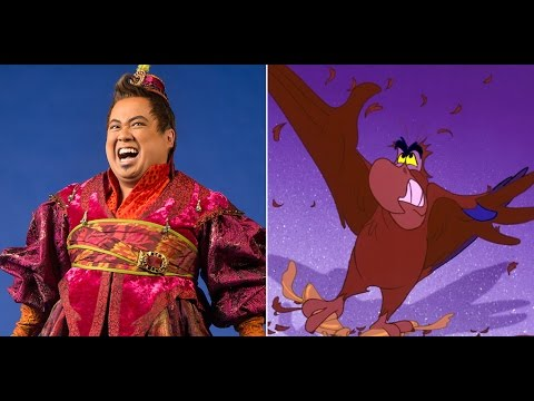 5 Questions with Iago from Aladdin on Broadway