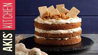 Carrot Cake | Akis Kitchen