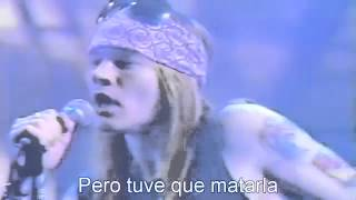 Guns N Roses Used To Love Her Subtitulada Traducida Español