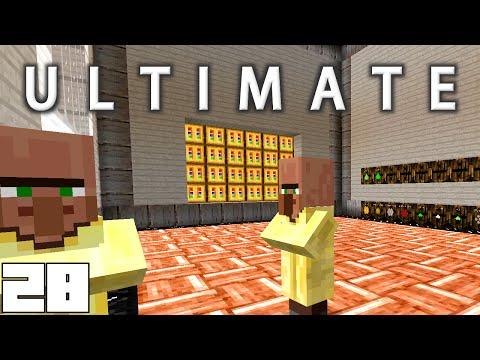 Minecraft Mods FTB Ultimate - AUTO COMB PROCESSING !!! [E28] (HermitCraft Modded Server)