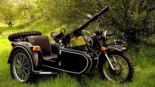 How To Restore Dnepr Sidecar