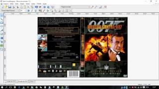 COMO IMPRIMIR CAPA PARA DVD USANDO O NERO 7
