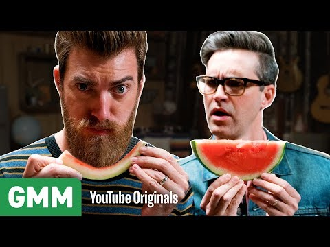 Fast Watermelon Eating Trick